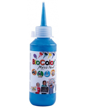 3D BioColor farby - metalická modrá