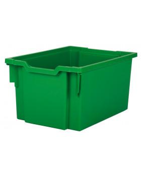 Plastové kontejnery Velké - zelený