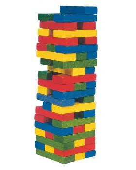 Barevná věž