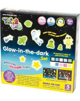 Think Doh - Svítící ve tmě