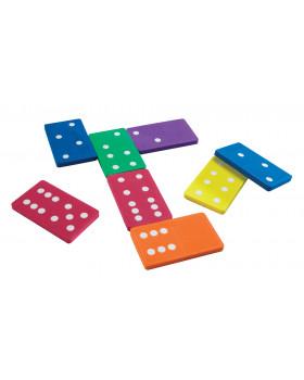 Jumbo pěnové domino