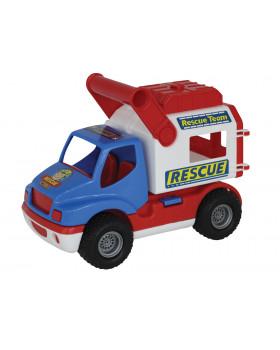 Autíčko s ručkou - Záchranáři