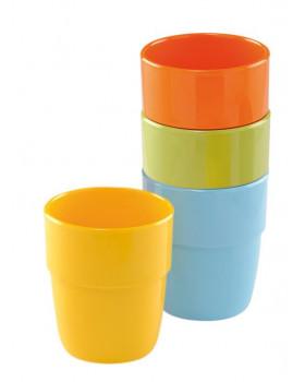 Malý pohárek - 0,23 l - Modrý