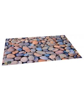 Přírodní koberec - Kamínky