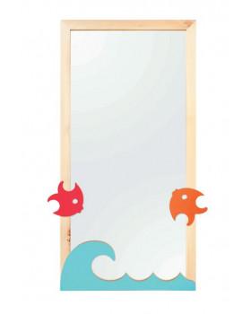 Dekorace na zrcadlo - Rybky