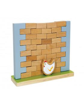 Balanční stěna