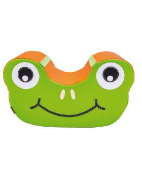 Piankowe bujaki - zwierzątka, Żaba