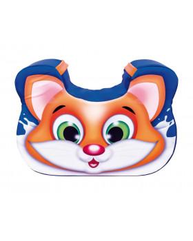 Piankowe bujaki z nadrukiem - Kotek