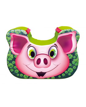 Piankowe bujaki z nadrukiem - Świnka