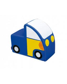 Auto z pianki