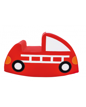 Piankowe bujaki - Wóz strażacki