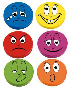 Piankowe siedziska - Emocje