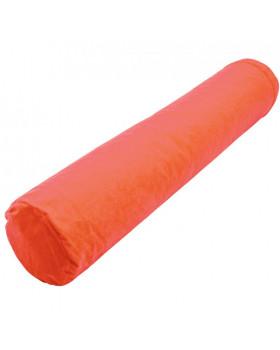 Poduszka 140 cm - pomarańczowa