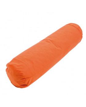 Poduszka 110 cm - pomarańczowa