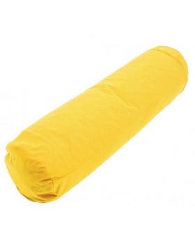Poduszka 110 cm - żółta