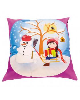 Poduszka relaksacyjna - Zima