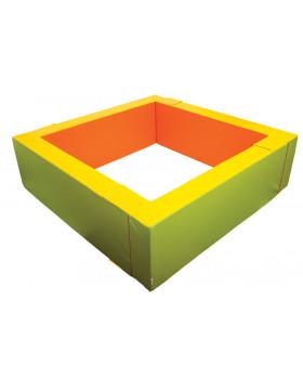 Basen kwadratowy 180