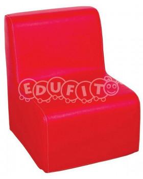 Fotelik - czerwony