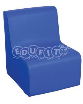 Fotelik - niebieski
