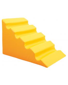 Półokrągłe schody wklęsłe