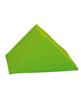 Trójkąt krótki - zielony