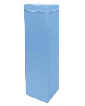 Prostopadłościan długi - jasnoniebieski