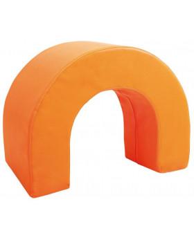 Tunel- łuk- pomarańczowy