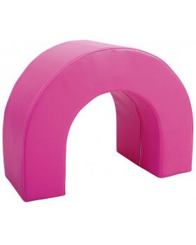 Tunel- łuk- różowy