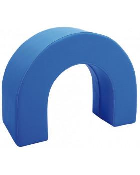 Tunel łuk- niebieski