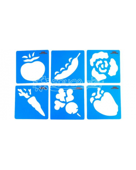 Šablóny – Zelenina