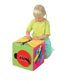 Manipulačná kocka smotýľom