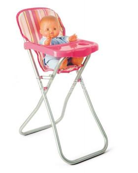 Vysoká stolička pre bábiku