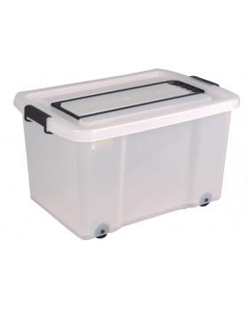 Box na kolieskach s rúčkou