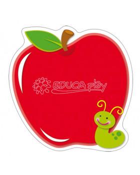 Obojstranná dekorácia - Jablko