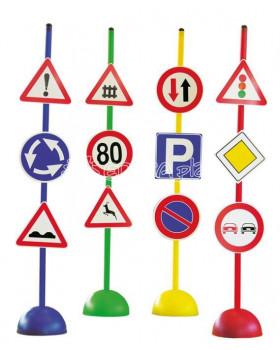 Sada dopravných značiek 2