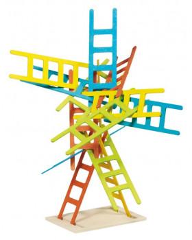 Rebríková stavebnica