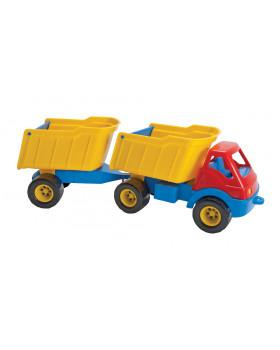 Auto s vozíkom
