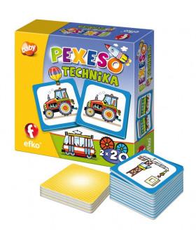 Pexeso - Dopravné prostriedky