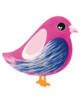 Senzorický vtáčik - ružový