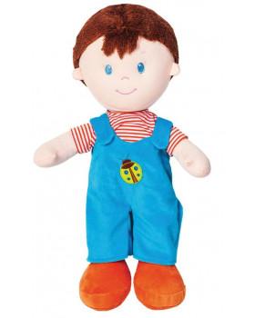 Mäkká bábika - chlapček - výška 50 cm