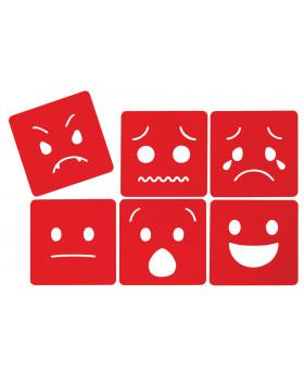 Šablóny - Emócie