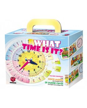 Koľko je hodín ?