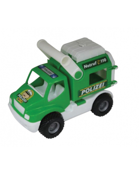 Autíčko s rúčkou - Polícia