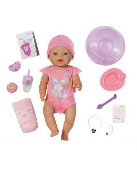 Baby Born - Interaktívna bábika, 43 cm