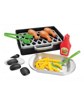 Gril - Nožičky a hranolky