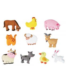 """Zvieratká z farmy """"S"""""""