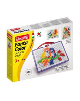 Mozaika Fantacolor S - trojuholníky a štvorce - 100 ks