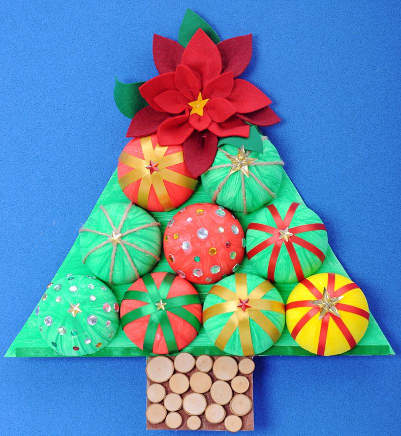 631ada1f1 Pologuľový vianočný stromček   Nomiland.sk - obchod pre deti a ...