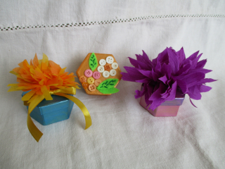 Květinové krabičky