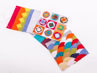 Textilná koláž